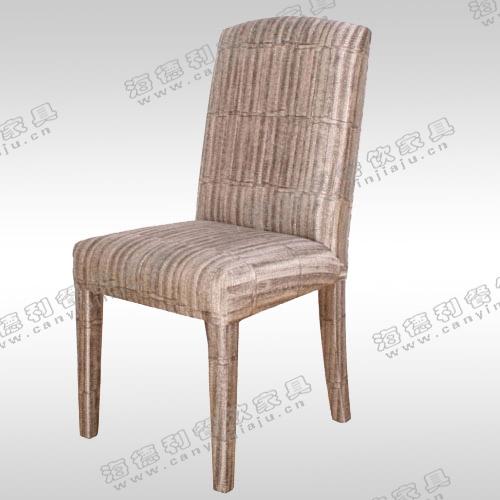 高档全实木餐椅 带扶手北欧现代简约餐椅 酒店咖啡厅工程定制椅子