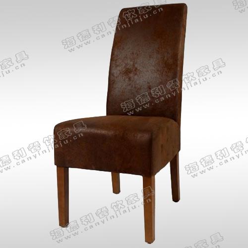 美式特价火锅店餐椅 实木做旧出口家具 餐桌椅 定制椅子