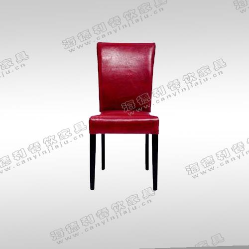 海底捞火锅店餐椅美式实木椅子带扶手复古做旧宜家餐桌椅酒店餐厅实木椅子