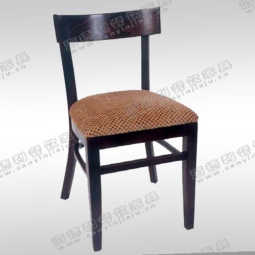 地中海家具美式乡村田园餐椅子高档白腊木实木餐椅东来顺火锅店椅子