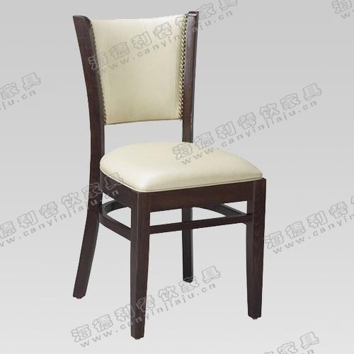 欧式实木餐椅组合美式仿古休闲椅布艺雕花椅子田园靠背洽谈椅凳子