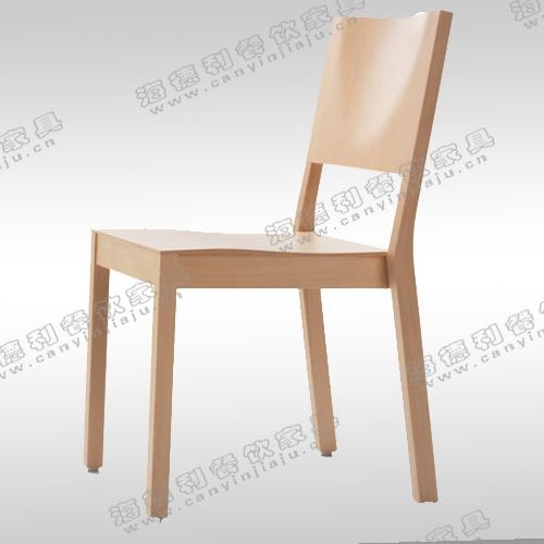 火锅店实木椅 咖啡厅椅子 宜家休闲时尚椅子 高档酒店餐厅椅子