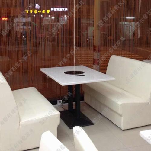 深圳厂家直销火锅桌 火锅桌圆桌 韩式烧