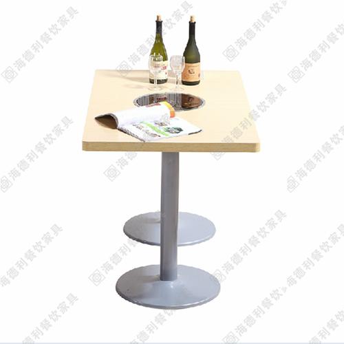 不锈钢火锅桌 不锈钢火锅桌厂家供应 不