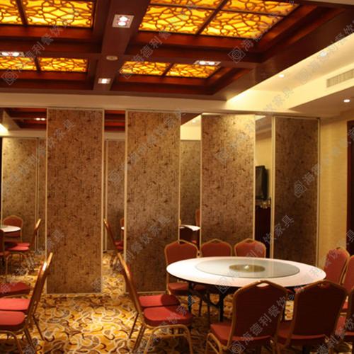 餐厅玄关隔断 酒店饭厅多用贴画实木屏风隔断 火锅店复古实木贴画屏风
