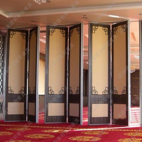 古典实木屏风隔断 高档餐厅加高实木可贴画屏风隔断