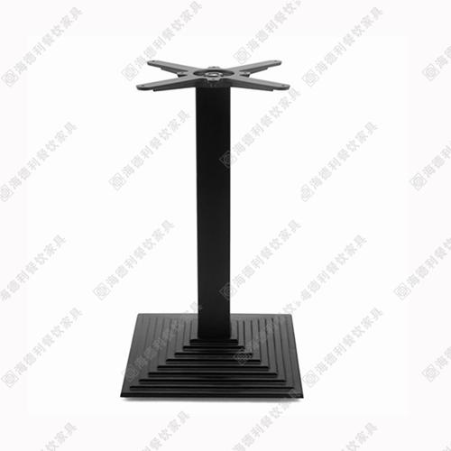 不锈钢台脚托盘 火锅桌时尚桌脚架